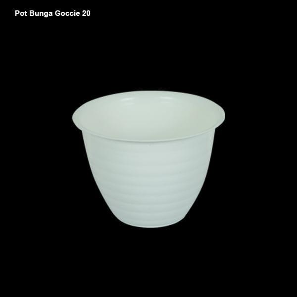 Pot Bunga Goccie 20