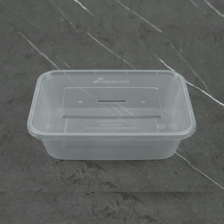 Thinwall Kotak 650 Merk Delipack