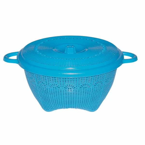 Tradition Handle Rice Container 20 + Cover